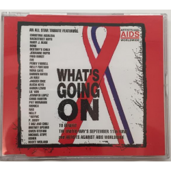 "CD 3 titres ""What's Going..."