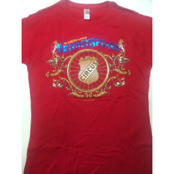 T-shirt rouge Circus Tour...