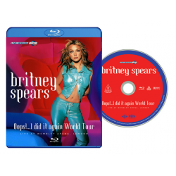 "Blu-Ray ""Oops ! Tour 2000""..."