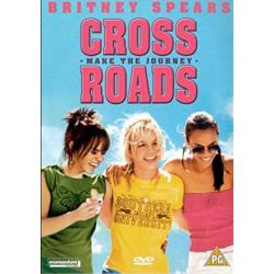 "DVD ""Crossroads"" + poster (UK)"