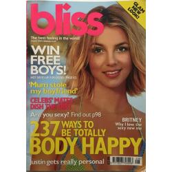 "Magazine ""Bliss"" - août..."