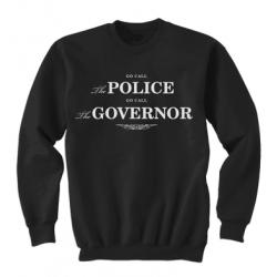 "Sweatshirt ""Go call the..."