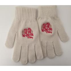 """Paire de gants """"Ha Ha Hi Hi..."""