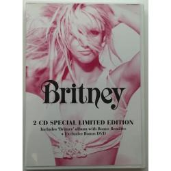 """Coffret CD+DVD """"Britney""""..."""