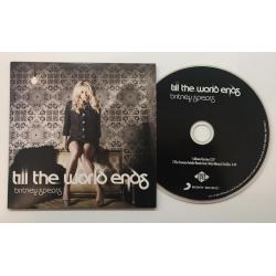 """CD single cartonné """"Till..."""