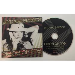 "CD single cartonné ""Piece..."