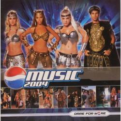 """CD promotionnel Pepsi """"Dare..."""