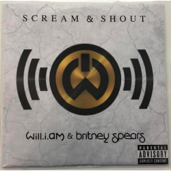 "CD promotionnel ""Scream &..."