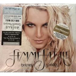 "CD digipack ""Femme Fatale""..."