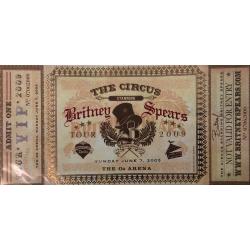 "Ticket commémoratif ""Circus..."