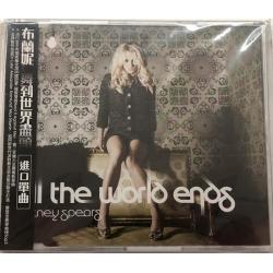 """CD single """"Till The World..."""