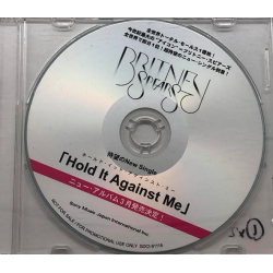 "CD single promo ""Hold It..."