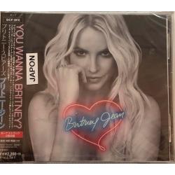 "CD deluxe ""Britney Jean""..."