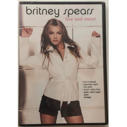 "DVD ""Britney Spears - Live..."