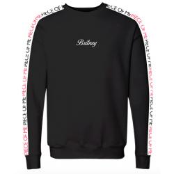 """Sweatshirt """"Britney - Piece..."""