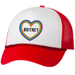"""Casquette neon """"Britney"""" -..."""