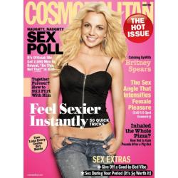 Magazine Cosmopolian - août...