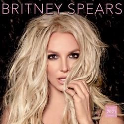 Britney Spears 2021 calendar