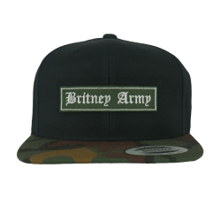 Casquette Britney Army -...