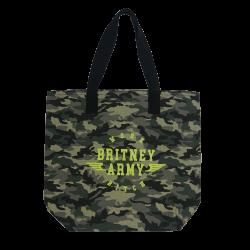 "Cabas militaire ""Britney..."