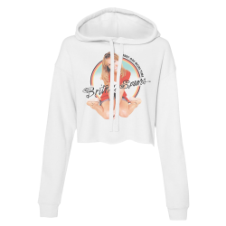 "Sweatshirt blanc ""Baby One..."
