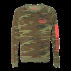 Sweatshirt militaire...