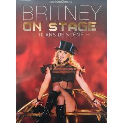 "Livre ""Britney On Stage""..."