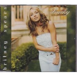"""CD 3 titres """"Lucky"""" (Europe)"""