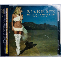 "CD single ""Make Me"" feat...."