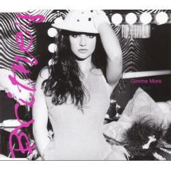 "CD 2 titres ""Gimme More""..."