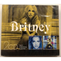"Coffret 2 CD ""Britney / In..."