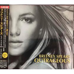 """CD 7 titres """"Outrageous""""..."""