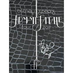 """""""Femme Fatale Tour"""" program..."""