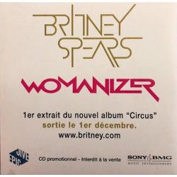 CD single 1 titre cartonné...