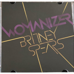 "CD promotionnel ""Womanizer""..."