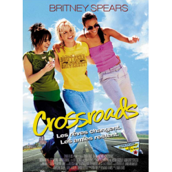 "Poster ""Crossroads"" petit..."