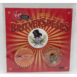 Set de 3 badges Circus Tour...