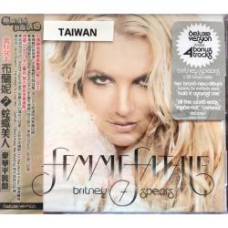 "CD deluxe ""Femme Fatale"" -..."