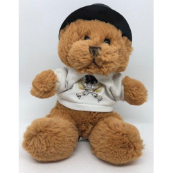 """Circus Tour"" brown teddy bear"