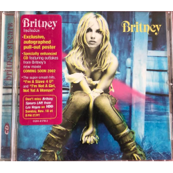 "CD promo ""Britney"" (USA)"