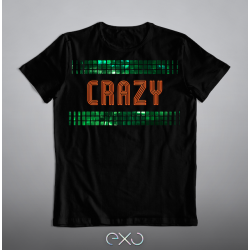 "T-shirt ""CRAZY"" by Exo..."