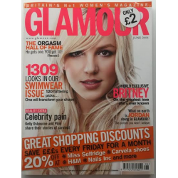 Magazine GLAMOUR (UK) -...