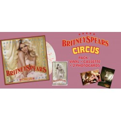 "Pack ""Circus"" : Vinyle..."