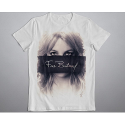 "T-shirt ""Free Britney"" by..."