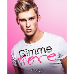 "T-shirt ""Gimme More"" by Exo..."