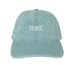 Blue jeans TOXIC cap - The...