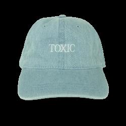 Blue jeans TOXIC cap - The...