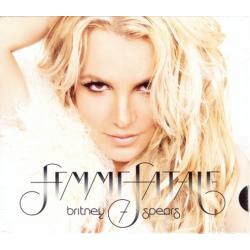 """Eco-pack CD """"Femme Fatale""""..."""