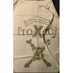 """Toxic"" large laundry bag"