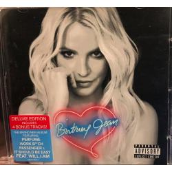 "Deluxe ""Britney Jean"" CD -..."